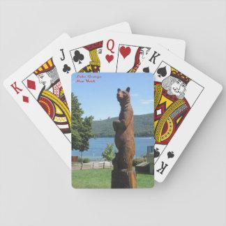 Jeu De Cartes Cartes de jeu - lac George, New York