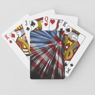 Jeu De Cartes Cartes de jeu patriotiques