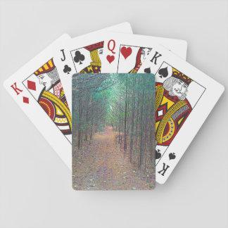 Jeu De Cartes Cartes de jeu - photo de motif d'itinéraire