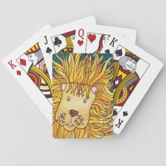 Jeu De Cartes Cartes de jeu : Série de lion