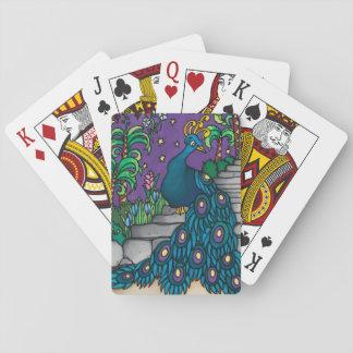 Jeu De Cartes Cartes de jeu : Série de paon