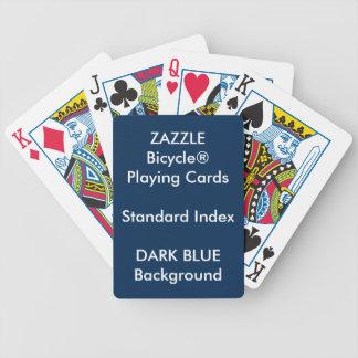 Jeu De Cartes Cartes de jeu standard faites sur commande de