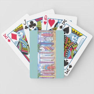 Jeu De Cartes Cartes de jeu SURFBOARDS-1