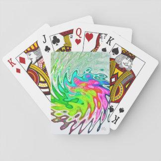 Jeu De Cartes Cartes de jeu vibrantes de J Spoelstra