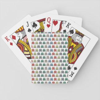 Jeu De Cartes cartes de jeu vintages de voiture