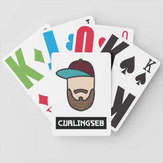 Jeu De Cartes Cartes de tisonnier de Curlingseb