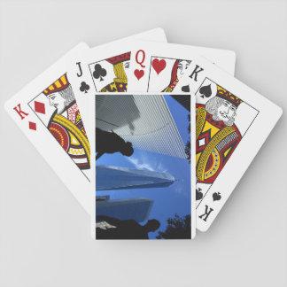 Jeu De Cartes Cartes d'un du monde jeu d'observatoire (tour de