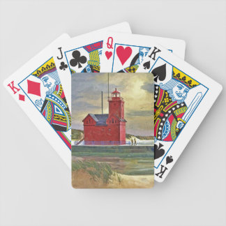 Jeu De Cartes Cartes rouges de la meilleure qualité de peinture