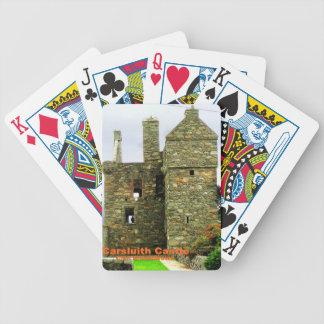 Jeu De Cartes Château de Carsluith -- Clan Broun/Brown