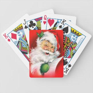Jeu De Cartes Cligner de l'oeil la liste de Noël de Père Noël