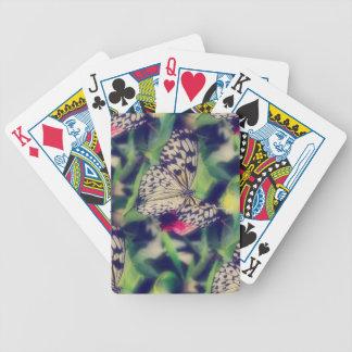 Jeu De Cartes Collage de papillon