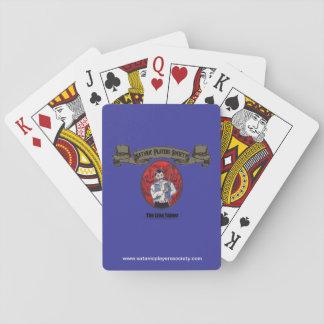 Jeu De Cartes Des cartes de jeu plus dociles de lion de SPS