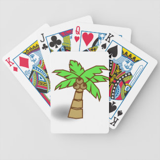 Jeu De Cartes Dessin de palmier
