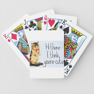 Jeu De Cartes Dire de chat
