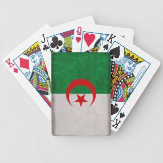 Jeu De Cartes drapeau Algérie