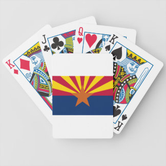 Jeu De Cartes Drapeau de l'Arizona