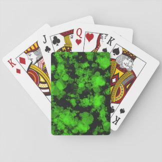 Jeu De Cartes Éclat de vert