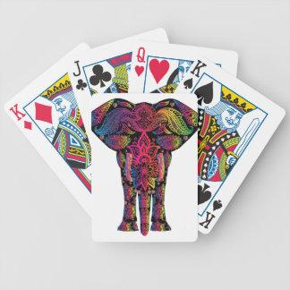 Jeu De Cartes éléphant