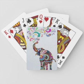 Jeu De Cartes Éléphant de mandala