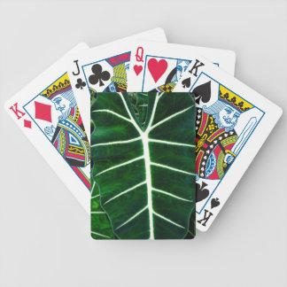Jeu De Cartes Éléphant vert