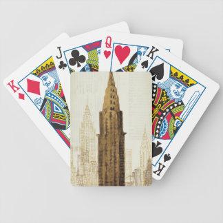 Jeu De Cartes Empire State Building NYC