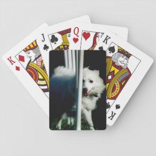 Jeu De Cartes (Eskie) tissage esquimau américain dans l'ombre