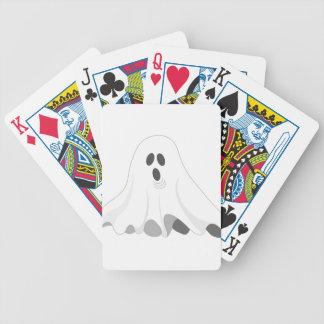 Jeu De Cartes Fantôme de Halloween - HUEZ !