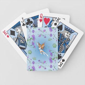 Jeu De Cartes Féerie de papillon