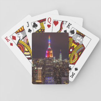 Jeu De Cartes Fierté d'Empire State Building