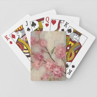 Jeu De Cartes Fleurs de cerisier et branche
