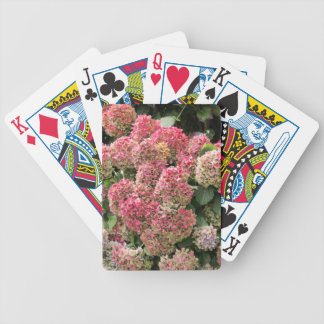Jeu De Cartes Fleurs d'un hortensia de Français (macrophyl