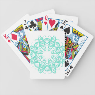 Jeu De Cartes flocon