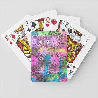 Jeu De Cartes Fondateurs collection, cartes de jeu d'art