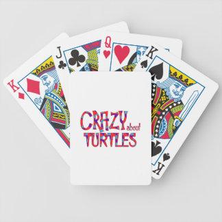 Jeu De Cartes Fou au sujet des tortues