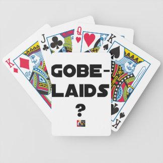 Jeu De Cartes Gobe-Laids ?! - Jeux de Mots - Francois Ville