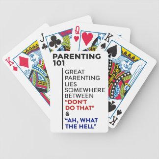 Jeu De Cartes Grand conseil de condition parentale du Parenting