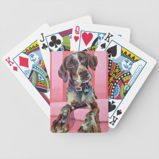 Jeu De Cartes Grand Hank l'indicateur aux cheveux courts