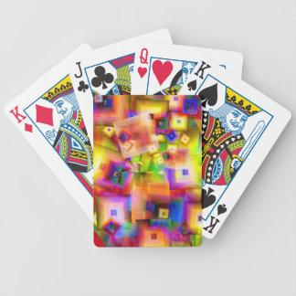 Jeu De Cartes Graphique-art coloré