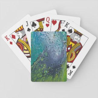 Jeu De Cartes Homme dans les cartes de jeu de mer !