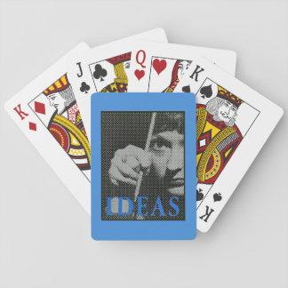 Jeu De Cartes  Ideas - Habillage promotionnel (1981)