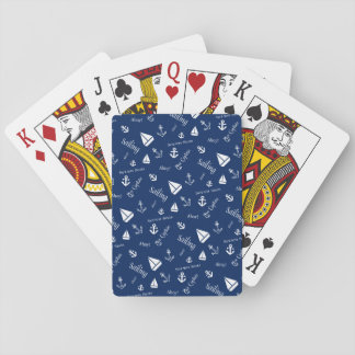 Jeu De Cartes Idée de cadeau de cartes de jeu de thème de