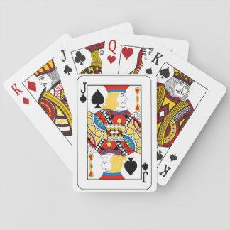 Jeu De Cartes Jack des cartes de jeu de pelles