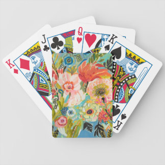 Jeu De Cartes Jardin secret III floral