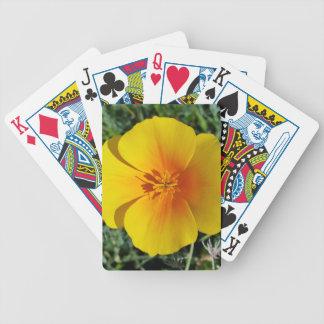 Jeu De Cartes jaune d'automne