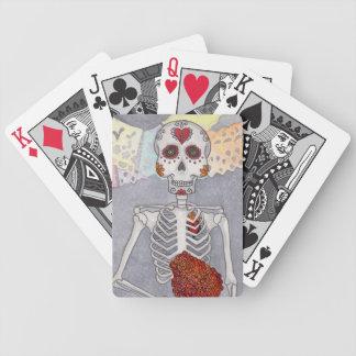 Jeu De Cartes Jour des cartes de jeu mortes !