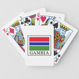 Jeu De Cartes La Gambie