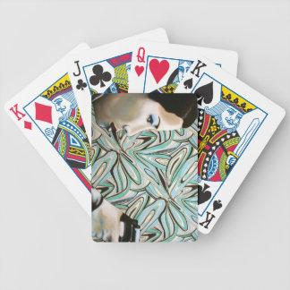 "Jeu De Cartes ""La Lucy de La de La"" par Axel Bottenberg"