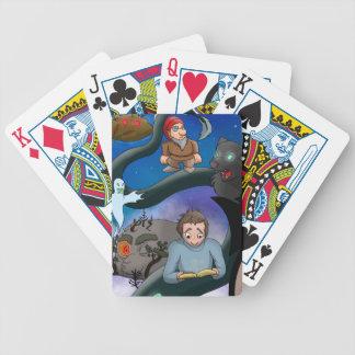 Jeu De Cartes La magie carde le folklore