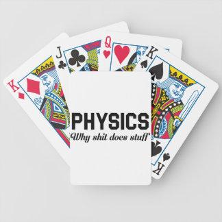 Jeu De Cartes La physique bourre