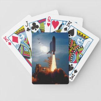 Jeu De Cartes Lancement STS-64 de découverte de navette spatiale